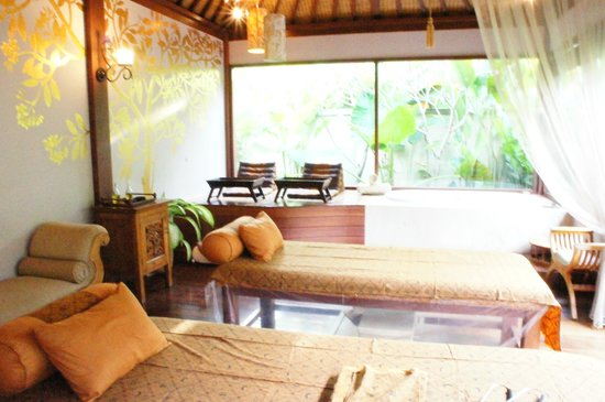 Disini Luxury Spa Villas: スパ