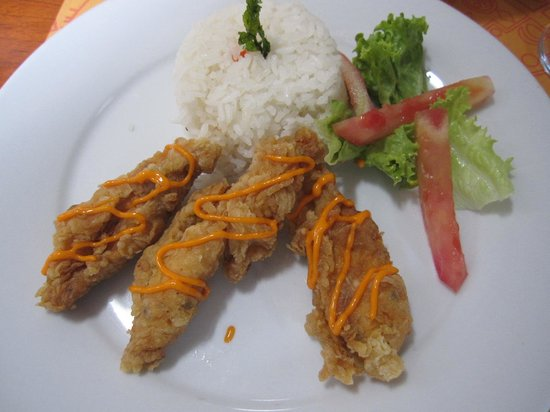 Tayta Inti: chicken