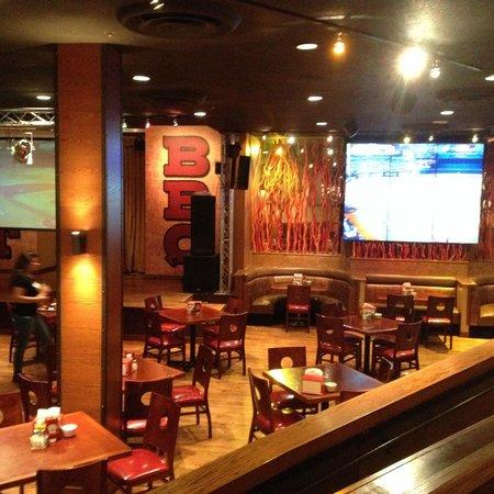 Rock & Rita's: Dining Area