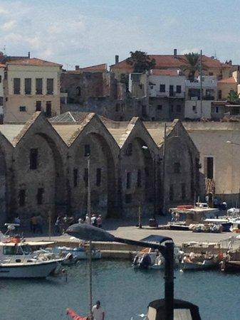 Porto Veneziano Hotel: view from the balcony