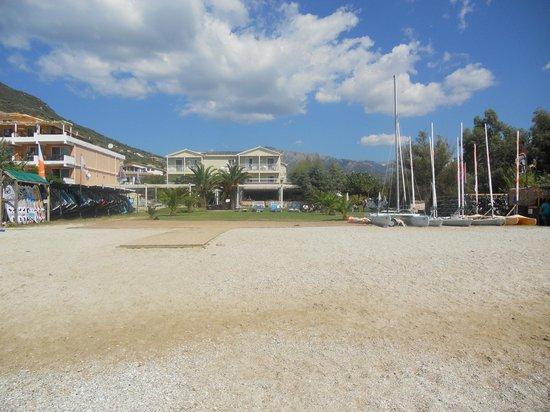 Neilson Cosmos Beachclub : hotel