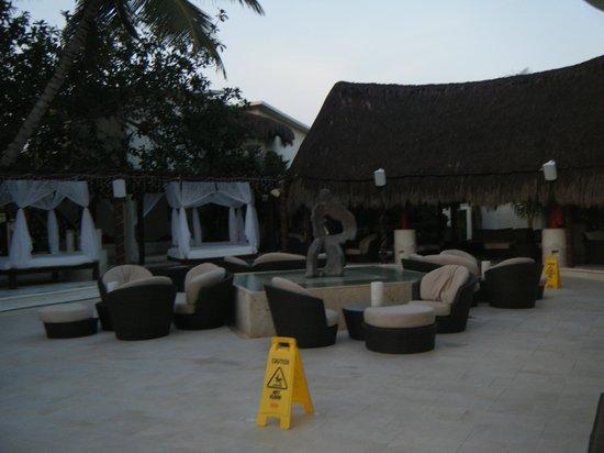 Desire Riviera Maya Resort: Lobby-area