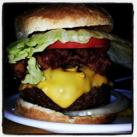 Corner Bistro: Bistro burger