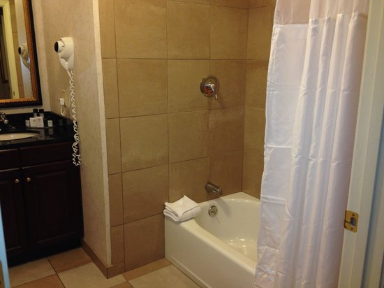 See Plenty Of Space In The Bathroom It No Counter Space To