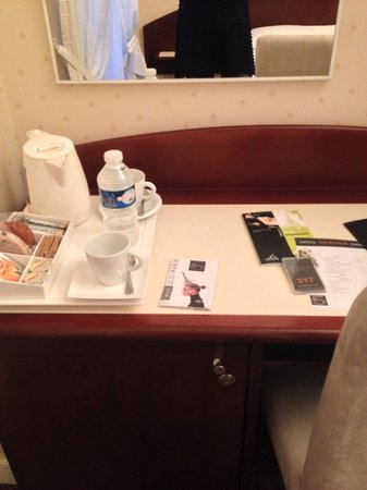 Hotel Excelsior Opera : エクセルシオールホテル