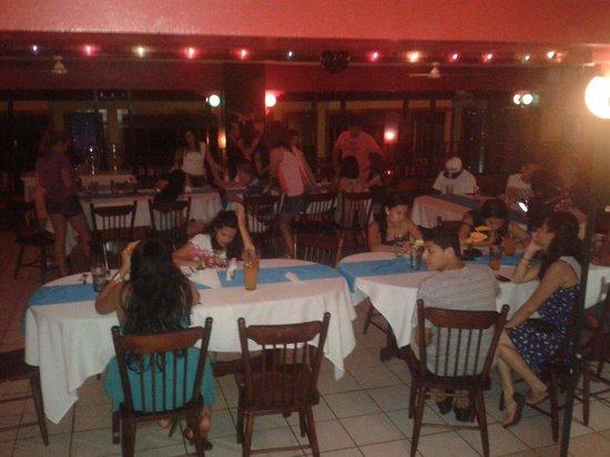 Rumors Hotel: Grupo de turismo de la Universidad Nacional de Costa Rica,  sede Región Brunca.