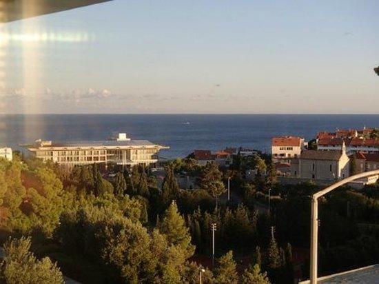 Hotel Lero view