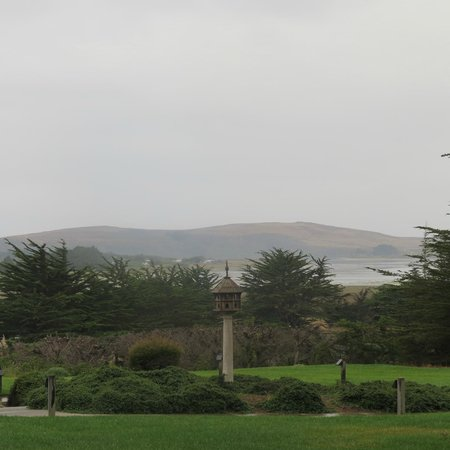 Bodega Bay Lodge: Another view of the coast in the distance