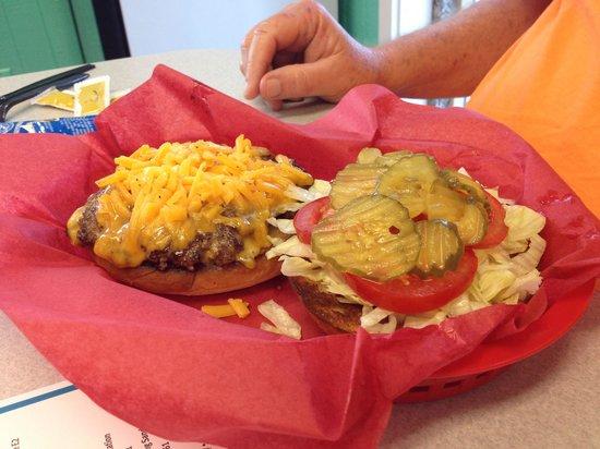 Irie S Island Food North Alister Street Port Aransas Texas