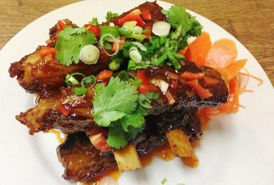 SugarCane Cuisine: Thai Ribs