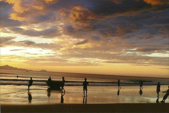 Vinpearl Da Nang Resort & Villas : Hauling in the nets2