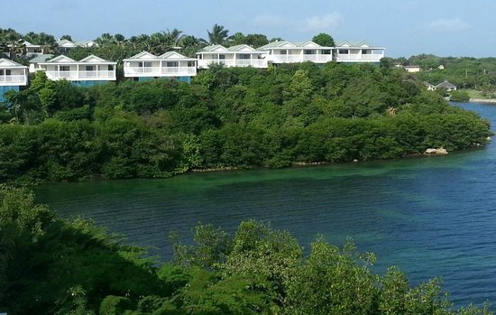 The Verandah Resort & Spa : A Room with a View