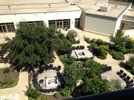 Hilton San Antonio Hill Country Hotel & Spa : nice view