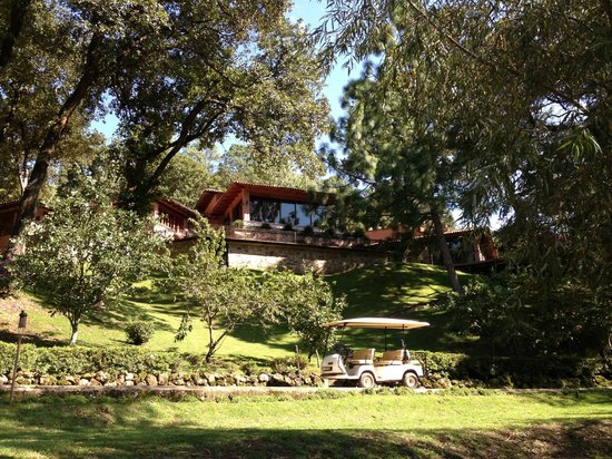 Sierra Lago Resort & Spa: View of common area building