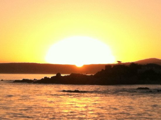 Martine Inn: Good morning, Pacific Grove, time to wake up!