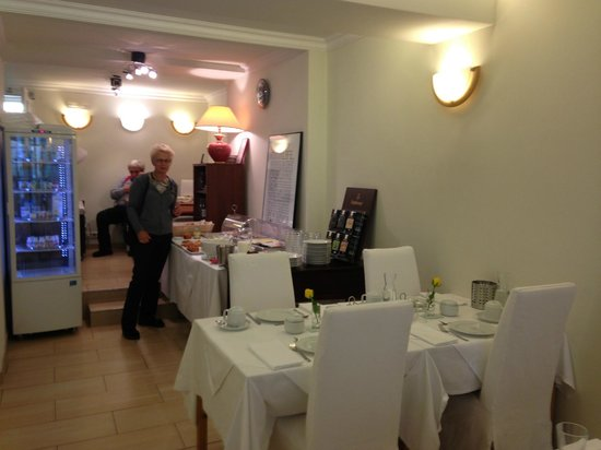 Hotel SPIESS & SPIESS Appartement-Pension : Dining room