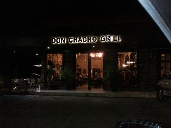 Don Chacho Grill: front of restaurant
