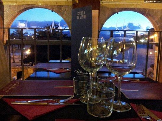 Cafe Murada Ristorante & Pizzeria: murada sunset