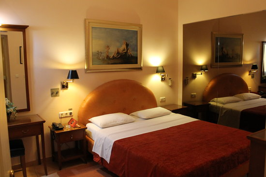 Exis Boutique Hotel: Double room