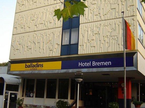 BEST WESTERN Hotel Bremen East: Bremen