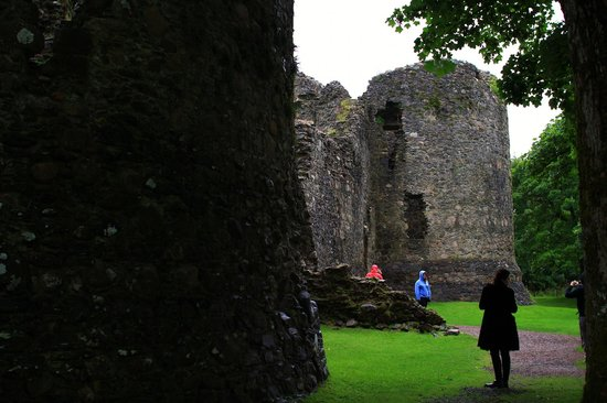 Old Inverlochy Castle : Inverlochy Castle