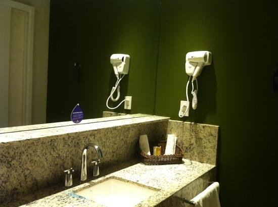 Sotero Hotel: banheiro