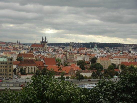 Letna Park: Views