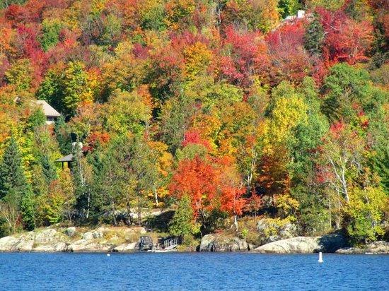 Circuit Mont Tremblant: Esplosione di colori del Fall Foliage