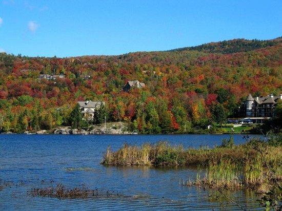 Circuit Mont Tremblant: Ai bordi di Lac Tremblant