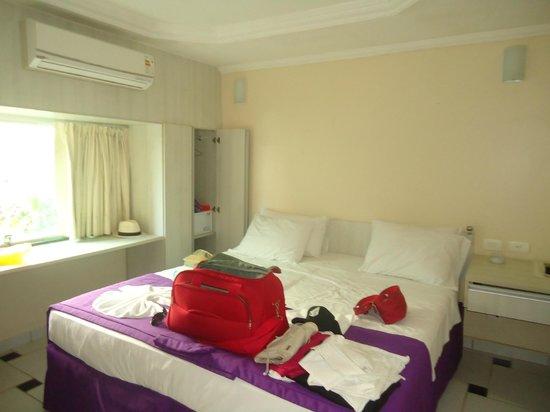 Hotel Arrecife dos Corais: Quarto de excelente qualidade