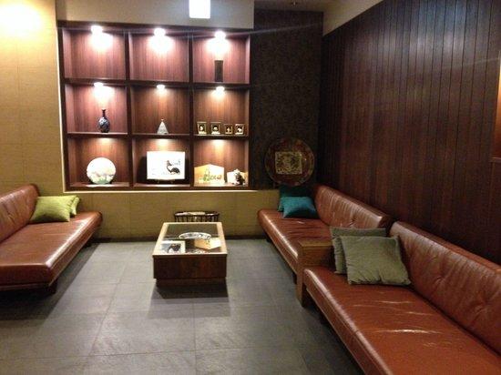 Ueno Touganeya Hotel : Hotel lobby