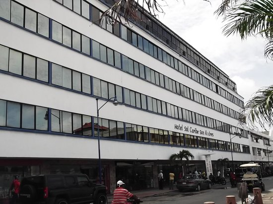 Sol Caribe San Andres : Buenas instalaciones