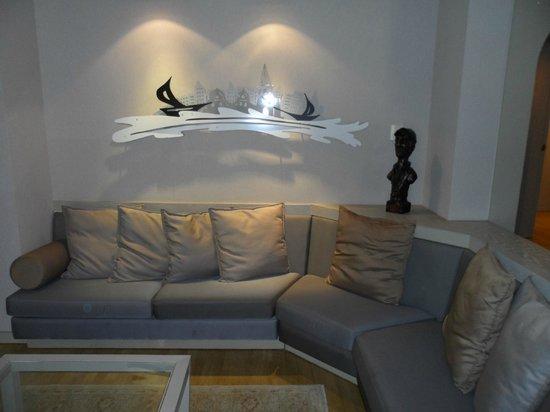 Gloria Golf Resort: Living area