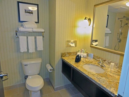 Holiday Inn Express and Suites Browning: Bathroom