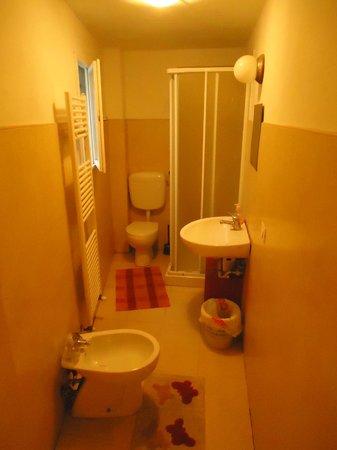 B&B The Queen's: Banheiro