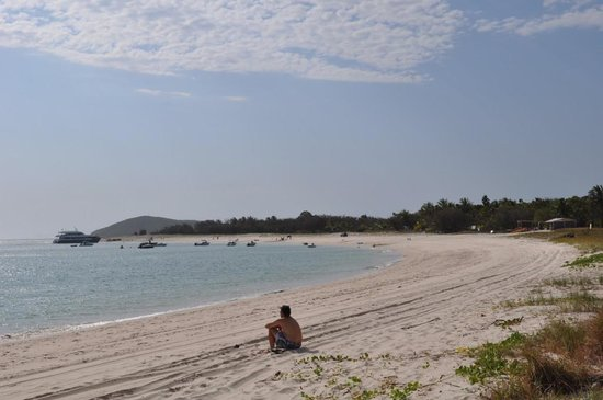 Great Keppel Island Holiday Village: The quiet alternative Fishermans Beach