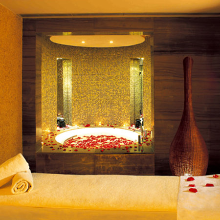 Swissotel Grand Shanghai: Spa Treatment Room