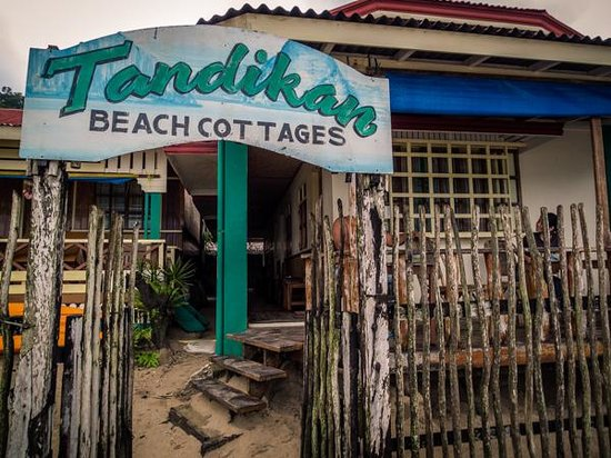 Tandikan Beach Cottages