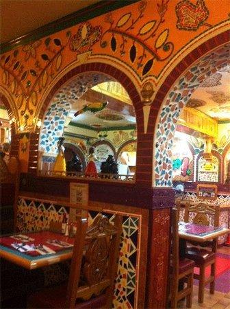 La Fiesta Mexican Restaurant & Lounge: La Fiesta Restaurant
