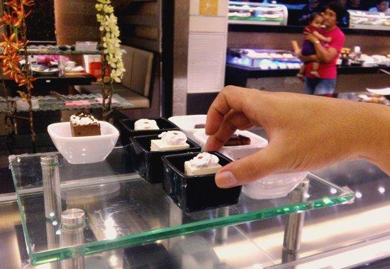 Yakimix : desserts
