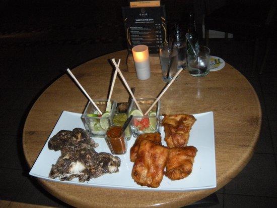 CILO City Lounge : Mahi Mahi Presentation
