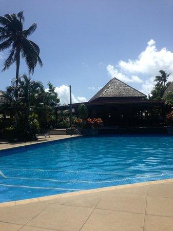 Tanoa Tusitala Hotel: The pool :)