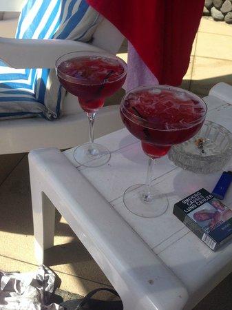 Tanoa Tusitala Hotel: Cocktails!