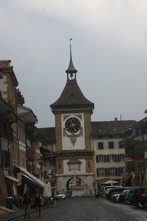 Berntor – Tower of Bern