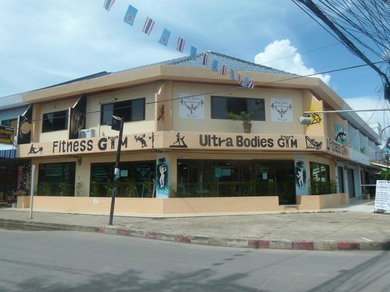 Ultra Bodies Fitness Gym