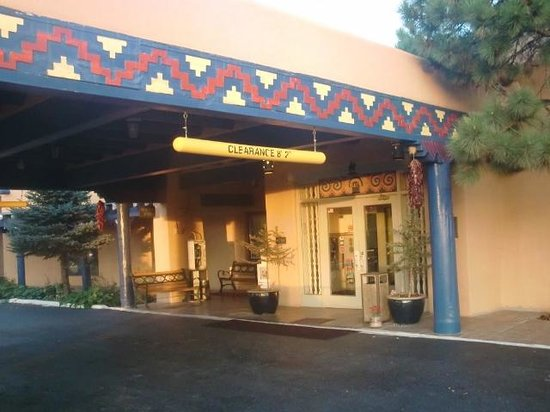 Kachina Lodge Resort and Meeting Center: Entrance