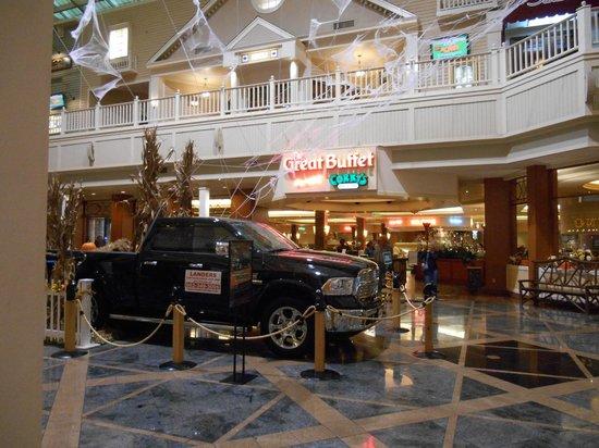 Sams town casino website gambling harrison county indiana