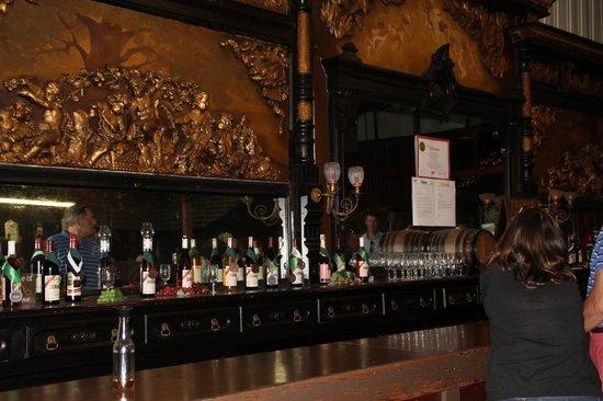 Wiederkehr Wine Cellars: Winery Interior