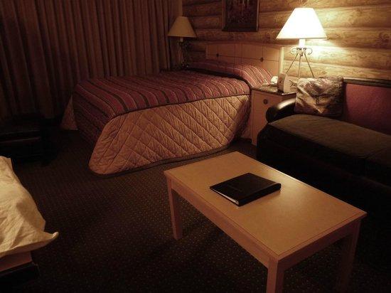 Stoneridge Resort: Nothing fancy but comfortable