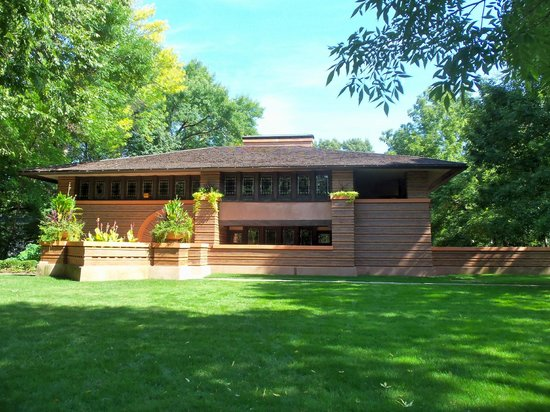Frank Lloyd Wright Home and Studio: FLW